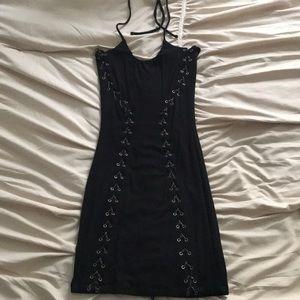 Sky Mini Chain Dress